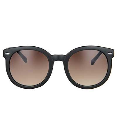 óculos redondos pretos