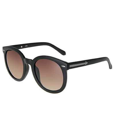 óculos redondos escuros