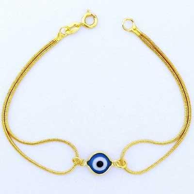 pulseira de ouro da moda