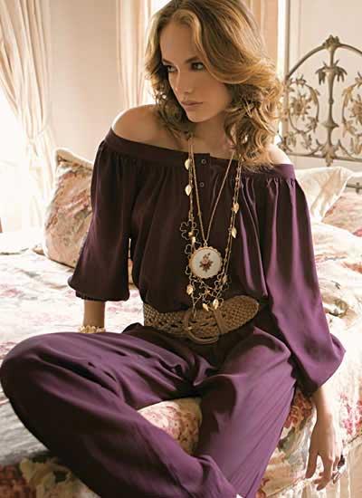 moda vintage e retro