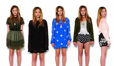 roupas de estilo