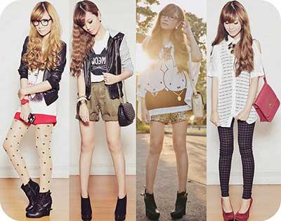 moda para jovens