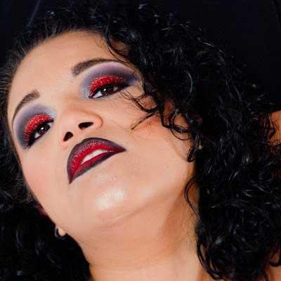 maquiagens de vampira