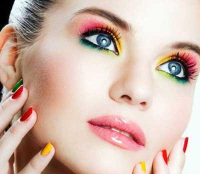 Fotos de maquiagem para festa