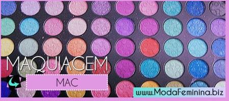 produtos de maquiagem mac