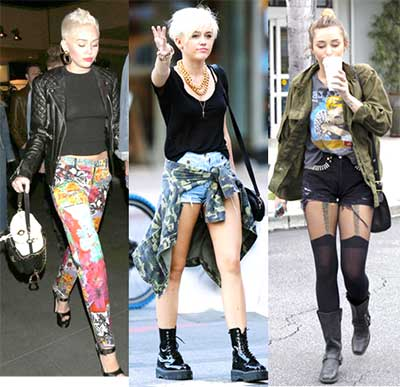 roupas das celebridades