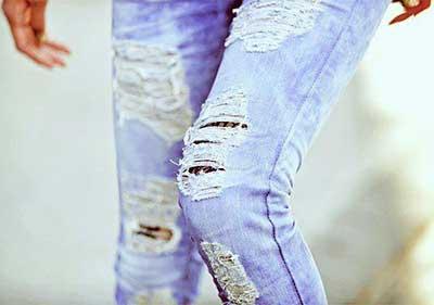 tendências de calças