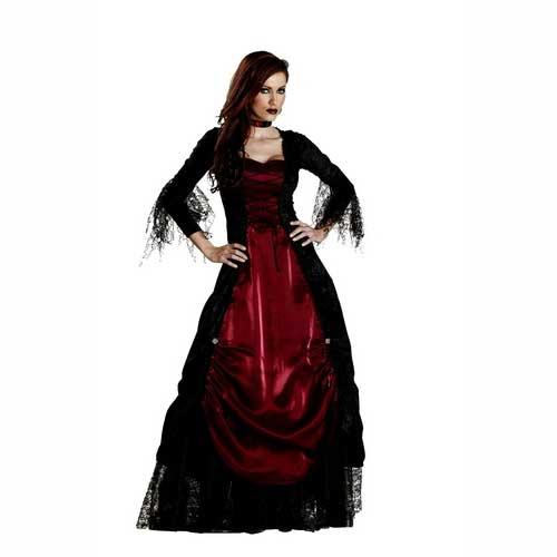 fotos da moda gótica