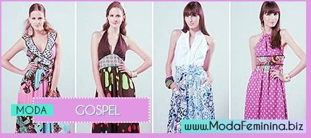dicas da moda gospel