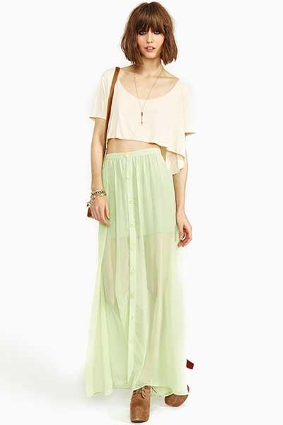 roupas da moda cropped