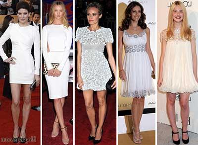 tendências de vestidos lindos