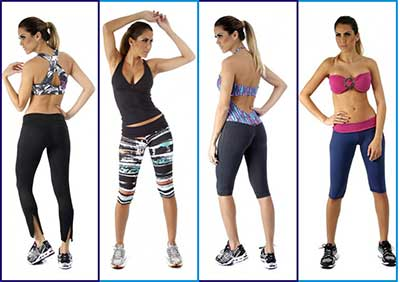 fotos de moda fitness