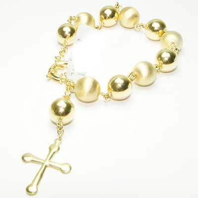 dicas de pulseira de ouro da moda