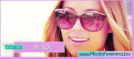 2a311d5940e9c 35 Modelos de Óculos de Sol Escuros Femininos da Moda