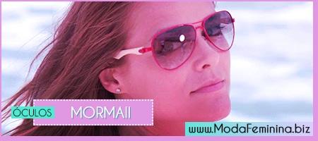 modelos de óculos mormaii