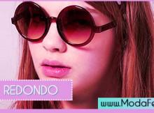 modelos de óculos redondo