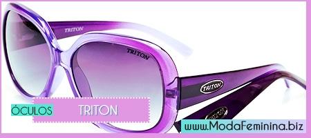 modelos de óculos triton