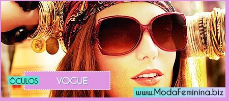 modelos de óculos vogue
