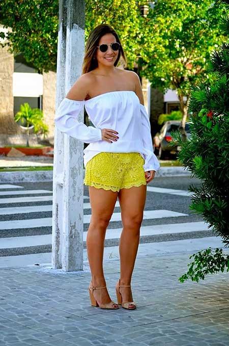 fotos, imagens e modelos de blusa ciganinha da moda feminina