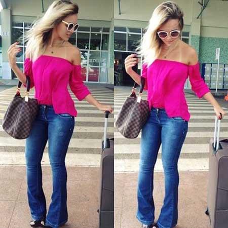 60 modelos de blusas ciganinha fotos dicas looks