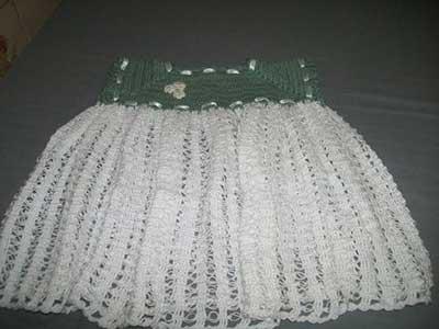 dicas de vestidos de croche