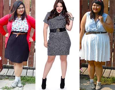 moda plus size