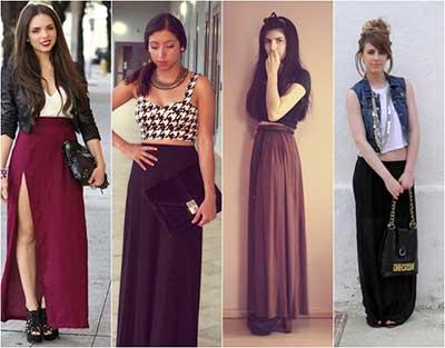 moda cropped feminina