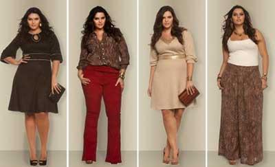 roupas elegantes