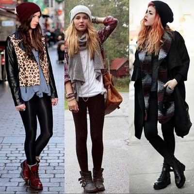 roupas para o inverno