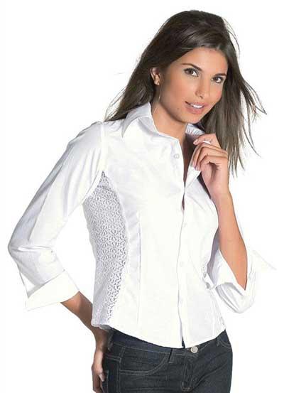 modelos de camisas sociais