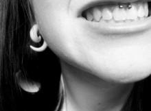 fotos, modelos e cuidados com piercing no smile
