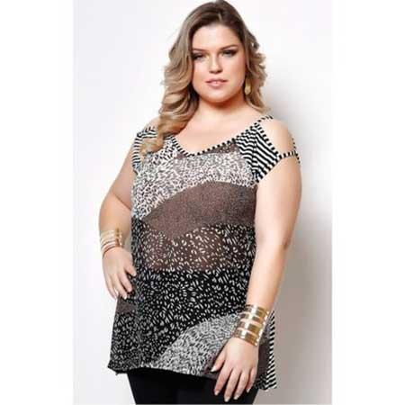 blusa de seda da moda feminina