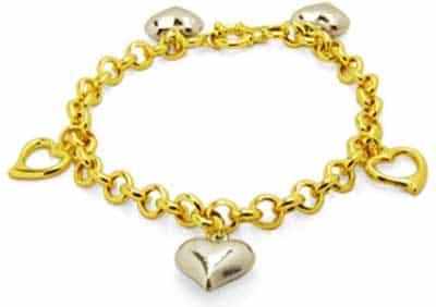 dicas de pulseiras da moda