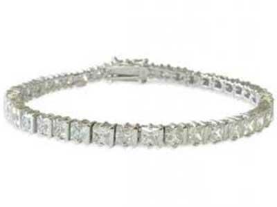 pulseiras de prata para looks
