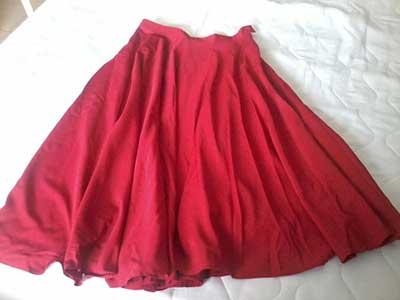 dicas de saias de prenda