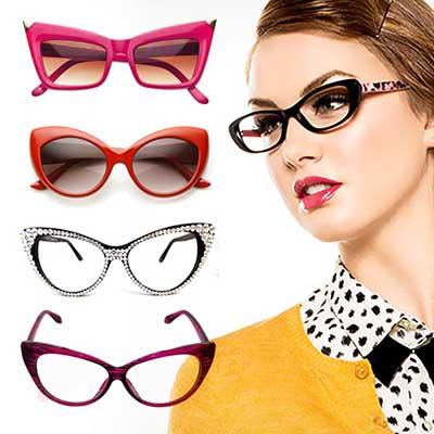 b9c6f5a356717 40 Dicas de Modelos de Óculos para Rosto Redondo