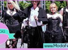 dicas de roupas góticas