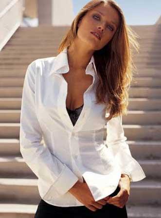 dicas de camisas sociais femininas