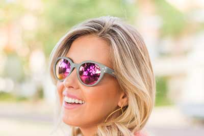 dicas de óculos espelhados