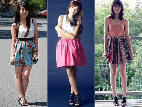 cintura alta da moda