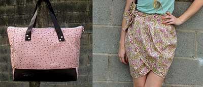 imagens de saias envelope