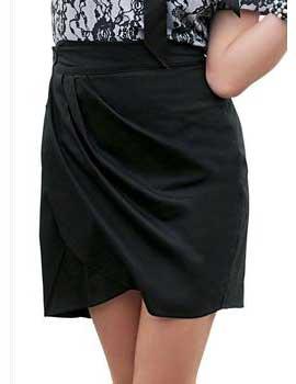 modelos de saias envelope