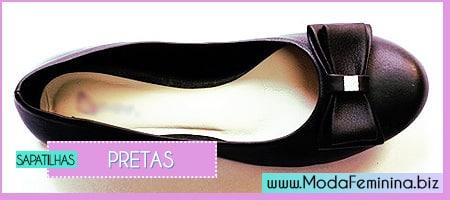 modelos de sapatilhas pretas