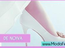 modelos de sapatos de noiva