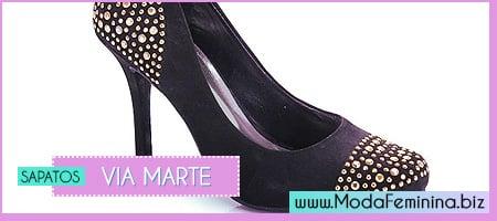 modelos de sapatos via marte