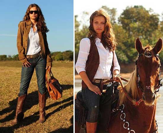 fotos da moda country