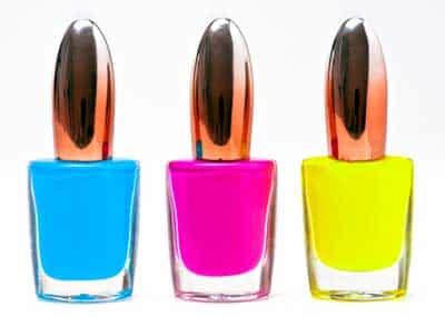 cores para o verão