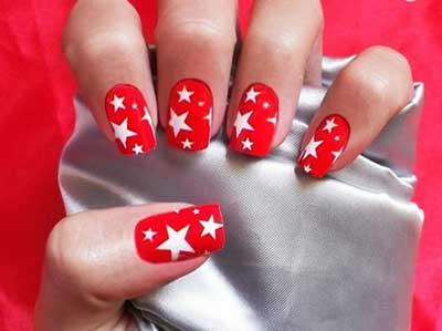 esmaltes vermelhos da moda
