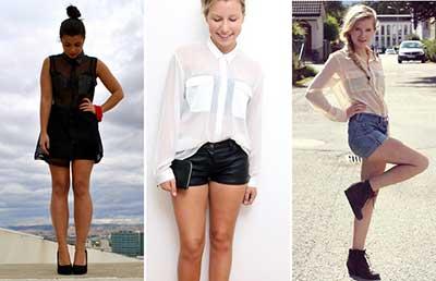 dicas e modelos da moda feminina