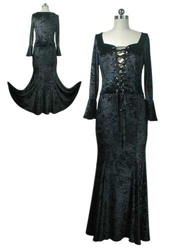 para mulheres góticas